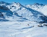 Das Skigebiet Ischgl