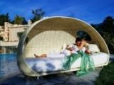 Pärchen im Strandkorb (Quelle: New Life Hotels)