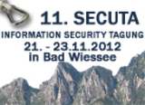 11. SECUTA Information Security Tagung