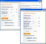 NEU: Stundenlohn- und Monatsgehaltsrechner