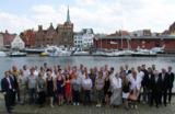 Erfolgreicher Abschluss bei strahlendem Sonnenschein in Lübeck