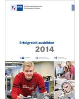 """Die Broschüre """"Erfolgreich ausbilden"""" ist jetzt an den Standorten der Wirtschaftsakademie erhältlich"""