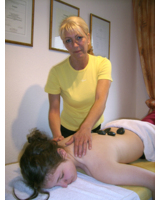 Britta Eichhorn wird als selbständige Massage- und Wellness-Therapeutin durchstarten