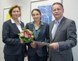 Prof. Dr. Christiane Ness, Prof. Dr. Susanne Liebermann, Dr. Detlef Reeker