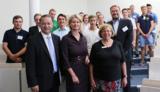 Schulstart des zweiten 11. Jahrgangs am Kieler Wirtschaftsgymnasium
