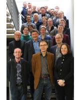 Arbeiten gemeinsam an innovativen Strategien - die Projektpartner von iAge.