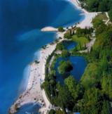 Luftaufnahme des Grand Resorts