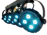 Eurolite KLS-150 mit Tricolor LEDs