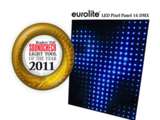 Light tool of the year: Eurolite Pixel Panel