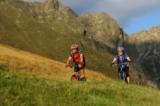 Mountainbiker bei Schenna (©  Der Weinmesser)