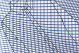 """Die Dessins von """"Business Line"""" orientieren sich vorwiegend an klassischen Streifen- und Karomustern"""