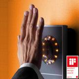 INTUS 1600PS Handvenenerkennung gewinnt if design Prei