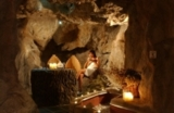 Wellness in der Hexenhöhle