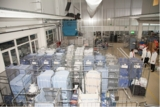 Lieferengpässe oder eingeschränkte Materialströme bei neuer Ware gibt es hier nicht.
