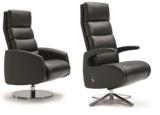 Die Neuen unter den Lieblingsplätzen: Relax-Sessel 600 und 650 von Erpo.