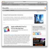 Mac@Biz - Apple Mac, iPad und iPhone im Unternehmen.