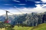 Fellhornbahn im Sommer