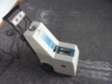 Die LMX-Maschine reinigt erfolgreich Nadelvlies