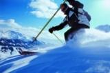 Skifahrer im Raurisertal