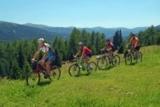 Biken am Katschberg