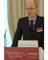 Stephan Huthmacher, Vorstandsvorsitzender der Comma Soft AG