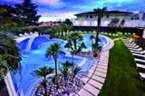 Der Pool des Hotels Quisisana