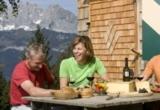 In den Kitzbüheler Alpen werden Genussurlauber mit regionalen Qualitätsprodukten verwöhnt.