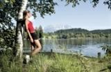 Mit dem E-Bike sind viele wunderschöne Ausflugsziele, Hütten und Badeseen einfach zu erreichen.