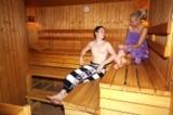 Die Wellnessoase bietet Entspannung nach dem Skitag