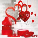 Romantische Valentinsdeko