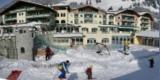 Außenansicht Family-Hotel Alpenrose