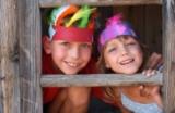 Kinder - Indianer