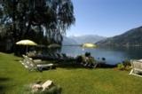 Liegen mit Blick auf Zeller See