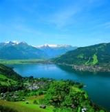 Zeller See von oben