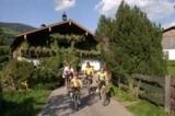 Fahrradtour mit der ganzen Familie