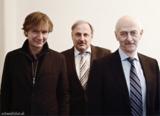 Beirat Druck und Werte GmbH (v.l.¬n.r.) Prof. Tim Renner, Dr. Klaus Butt, Dr. Knut Löschke