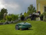 Roboter-Rasenmäher arbeitet ab sofort mit neuem geräuscharmen Getriebe