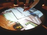 MultiTouch-Tisch von eyefactive und ViewSonic