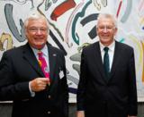 Jürgen H. Hoffmeister und Winfried Kretschmann