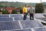 Solaranlagen installiert vom Hummel Systemhaus aus Frickenhausen