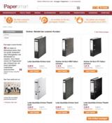 Papersmart.de, die Vergleichsplattform für gewerblichen Bürobedarf