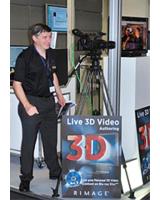 Rimage präsentiert 3D-HD auf IBC