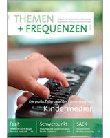 Fachmagazin-Cover der aktuellen Ausgabe von 'themen+frequenzen'