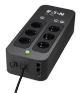 Stylischer USV-Schutz für Büro-Equipment und Home-Office: Eaton 3S
