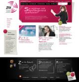 Startseite www.zfh.de