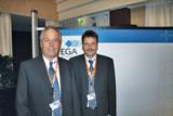 Im Amt bestätigt:Thorsten Cordes und Wolfram Lambeck werden auch weiterhin die EGA führen.