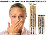 Mundwässer, Dragees und Pulver kosten oft deutlich mehr als die Behandlung beim Spezialisten.
