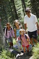 Der Vinschgau ist das ideale Reiseziel für (ent)spannende Familienferien.