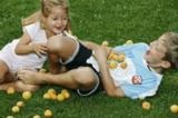 """Von Juni bist September feiert der Vinschgau im Zuge verschiedenster Feste seine """"süßen Früchte""""."""