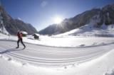 Langlaufen im Dreiländereck